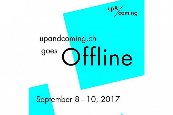 up & coming goes offline